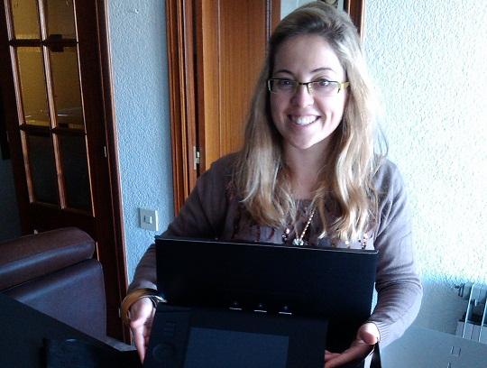 New Wacom tablet